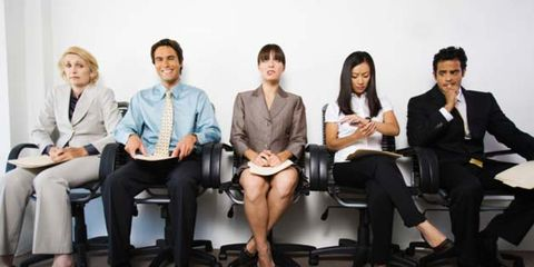 Employers hire people they like; interview candidates