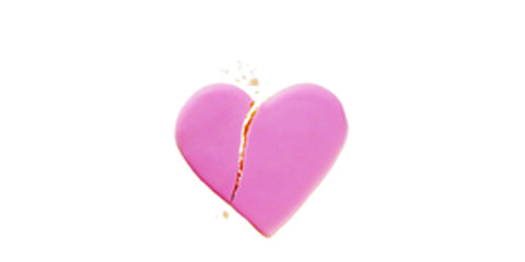 Heart, Magenta, Pink, Pattern, Love, Valentine's day, Confectionery,