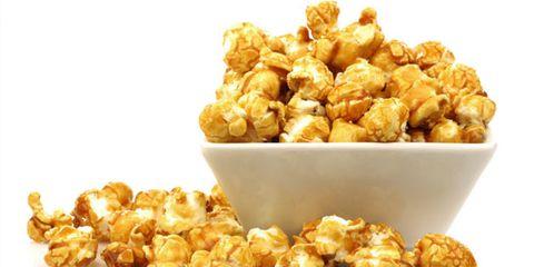 Cracker Jacks Introduces A Caffeinated Version; caramel popcorn