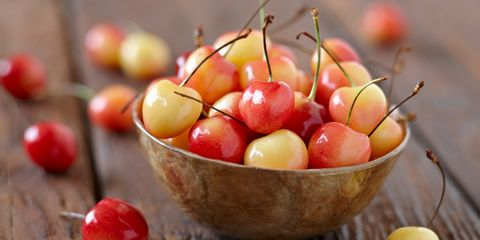 Food, Produce, Natural foods, Fruit, Ingredient, Local food, Whole food, Still life photography, Cherry, Accessory fruit,