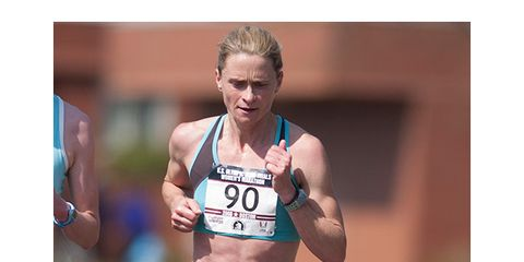 44-year-old mother of six beats beer mile world record