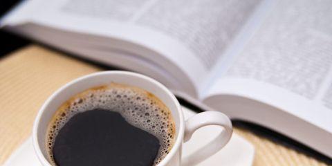 Cup, Serveware, Drinkware, Drink, Coffee cup, Tableware, Coffee, Tea, Liquid, Publication,