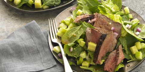 Food, Ingredient, Produce, Dishware, Vegetable, Leaf vegetable, Tableware, Cuisine, Kitchen utensil, Meat,