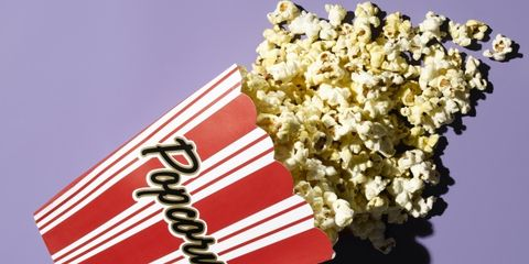 Movies Can Make You Fat