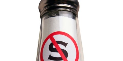 High Salt=Double the Heart Risk for Diabetics