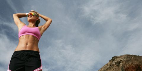 Human body, Brassiere, Waist, Summer, Swimsuit bottom, Swimsuit top, Undergarment, Shorts, Navel, Active shorts,