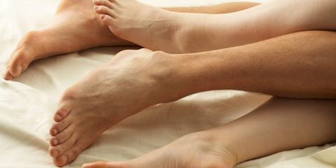 Toe, Skin, Barefoot, Human leg, Comfort, Joint, Foot, Close-up, Nail, Ankle,