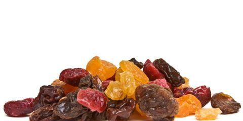 raisins vs cranberries