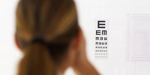 More Americans suffer visual impairment because of diabetes; eye exam