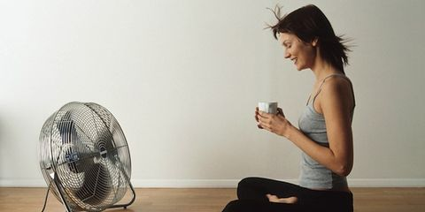 Can Self-Compassion Cure Hot Flashes?