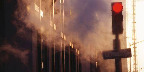 Atmosphere, Atmospheric phenomenon, Amber, Pollution, Font, Smoke, Midnight, Gas, Heat, Electricity,
