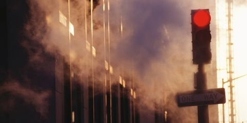 Atmosphere, Atmospheric phenomenon, Pollution, Midnight, Smoke, Gas, signaling device, Electricity, Heat, Coquelicot,