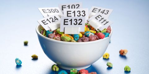 Ingredient, Colorfulness, Confectionery, Sweetness, Bowl, Vegetarian food, Candy, Snack, Food additive, Breakfast cereal,
