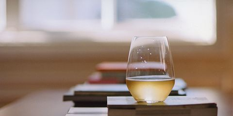 drink wine to improve your memory