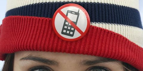 new study: cell phones increase risk of brain tumors