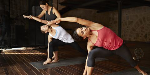 yoga makes you more resilient to stress