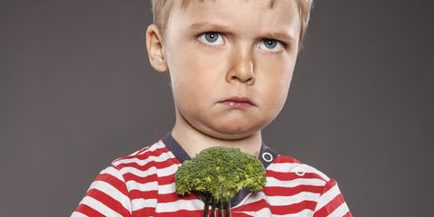 genetic sensitivity to bitterness might be why you hate veggies