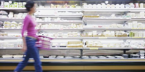 Use a new app to find clean foods at the grocery store