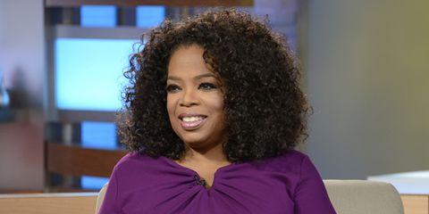 Oprah on Good Morning America