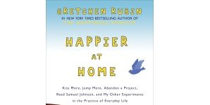 Happier at Home Author Gretchen Rubin Shares Her Happiness Tips