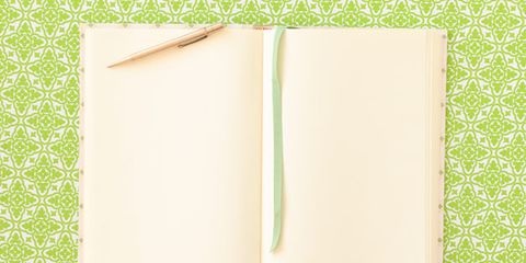 Green, Notebook, Paper product, Diary, Stationery, Book, Paper, Document, Office supplies,
