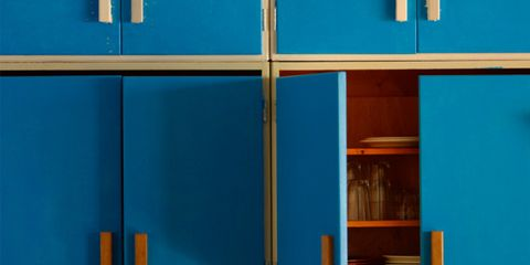 endocrine disruptors; kitchen cabinets
