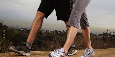Footwear, Leg, Human leg, Shoe, Athletic shoe, Joint, Shorts, Sneakers, Fashion, Calf,