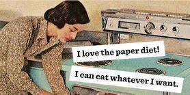 Paper Diet