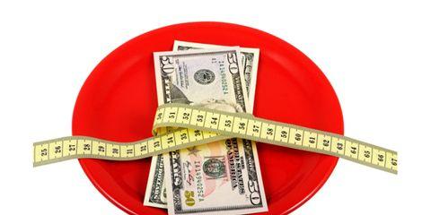 money for diet