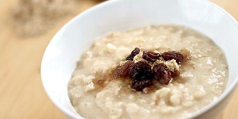 Food, Cuisine, White, Ingredient, Dish, Breakfast, Dishware, Rice pudding, Recipe, Baby food,