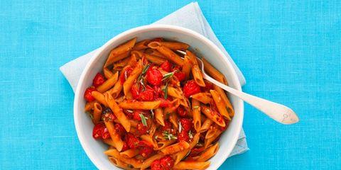 Cuisine, Food, Pasta, Recipe, Dish, Ingredient, Produce, Fast food, Staple food, Condiment,