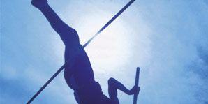 olympic athletes-pole vaulting