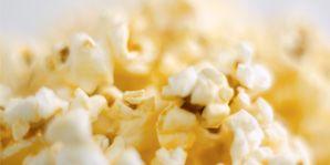 Antioxidants in popcorn