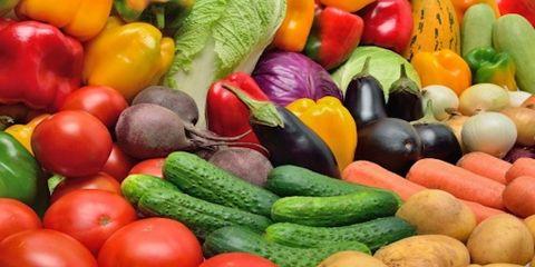 more fruits & veggies