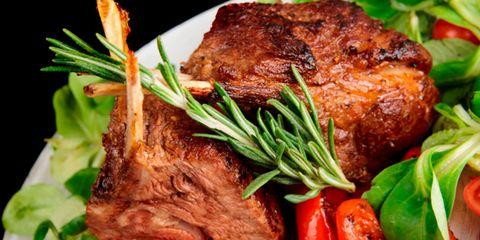 Food, Beef, Ingredient, Meat, Pork, Recipe, Garnish, Cooking, Tomato, Cuisine,