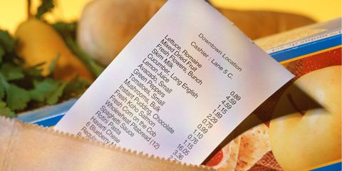 the six foods to add to your diet; grocery bag