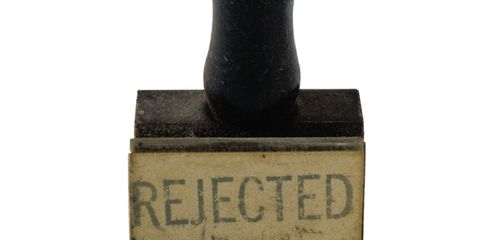 cope with rejection