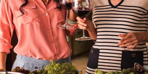 Glass, Stemware, Barware, Whole food, Drinkware, Alcoholic beverage, Local food, Food, Wine glass, Alcohol,