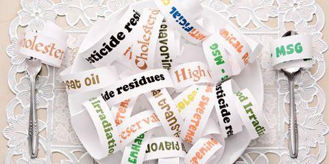 Font, Dishware, Serveware, Ribbon, Paper, Paper product, Label, Kitchen utensil, Collection, Symbol,