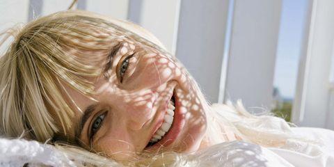 Lip, Skin, Organ, Eyelash, Tooth, Blond, Photography, Brown hair, Wrinkle, Portrait photography,