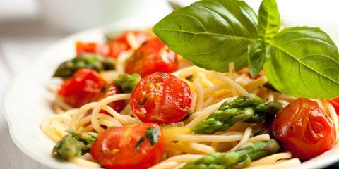 mediterranean diet linked to healthier aging; pasta