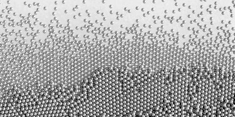 silver nano particles