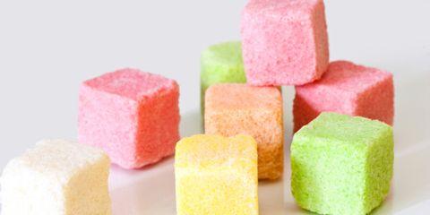surprising sources of sugar; sugar cubes
