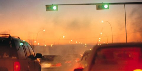 Air pollution linked to autism risk; car traffic