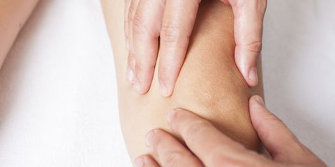 The effects of acupuncture on knee pain