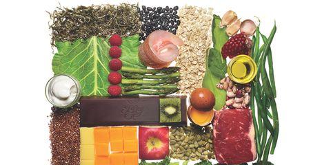 Produce, Flowering plant, Food group, Rectangle, Garnish, Vegetable, Whole food, Still life photography, Fruit, Recipe,