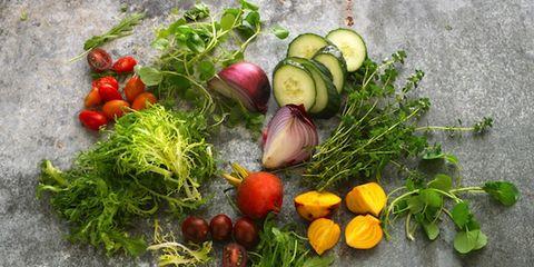 Whole food, Vegan nutrition, Local food, Natural foods, Produce, Ingredient, Food, Root vegetable, Vegetable, Food group,