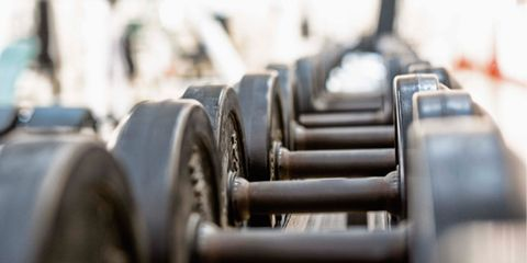 weight lifting and blood pressure