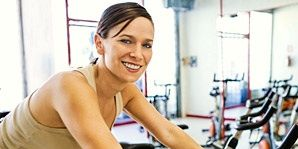 Arm, Shoulder, Elbow, Joint, Exercise machine, Physical fitness, Thigh, Knee, Indoor cycling, Wrist,