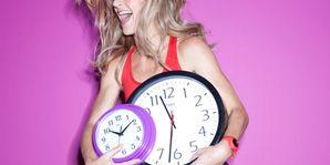 Purple, Pink, Magenta, Wrist, Violet, Lavender, Watch, Clock, Analog watch, Measuring instrument,